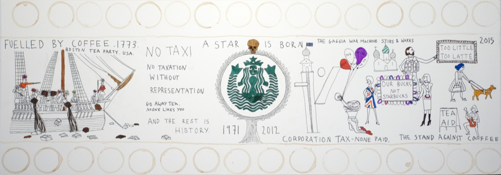 tea-war-2 by Xander Hart